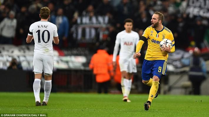 Bộ đôi sát thủ giúp Juventus ngược dòng, giật sập Wembley đoạt vé tứ kết - Ảnh 22.