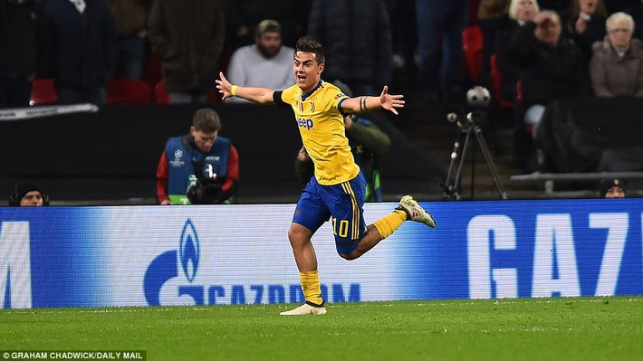Bộ đôi sát thủ giúp Juventus ngược dòng, giật sập Wembley đoạt vé tứ kết - Ảnh 28.