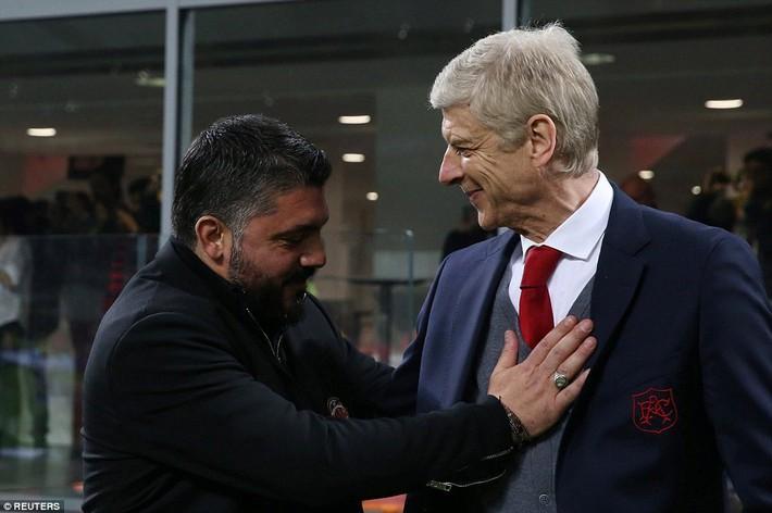 Arsenal đả bại Milan: Trận thắng giúp Wenger giữ ghế? - Ảnh 1.
