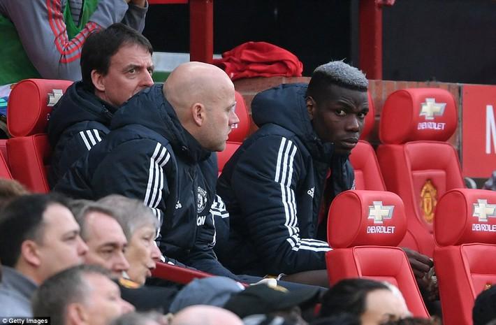 Copy công thức chiến thắng không thành, Man United sụp hầm trước đội bét bảng - Ảnh 17.