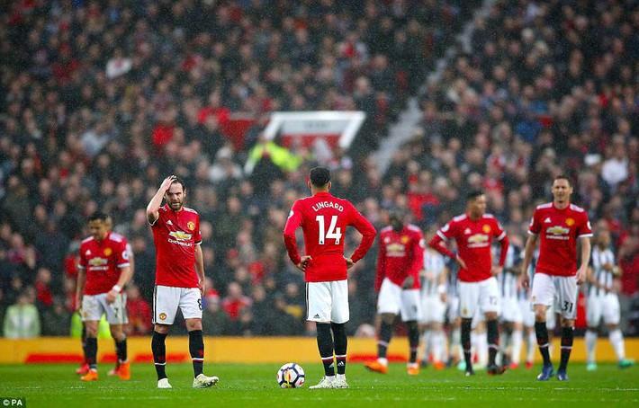 MU dâng cúp vô địch cho Man City: Thảm họa Mourinho - Ảnh 2.