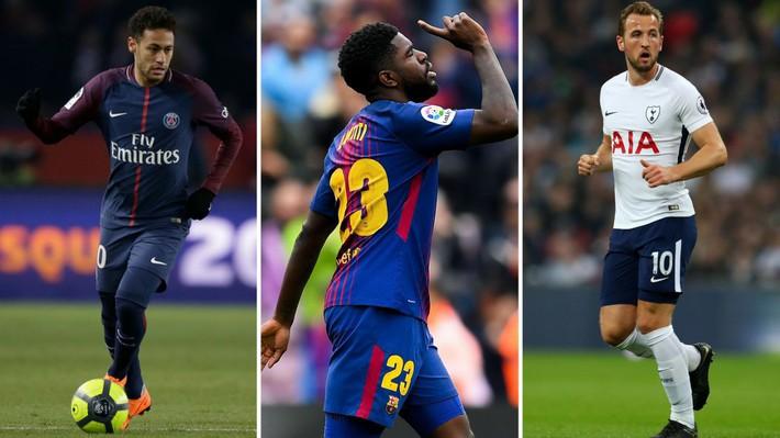 Neymar đưa ra 3 điều kiện để gia nhập Man Utd - Ảnh 1.