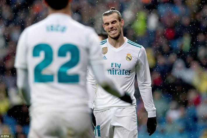 Ronaldo kiệt sức, Real Madrid vùi xác ngay trên Bernabeu - Ảnh 3.
