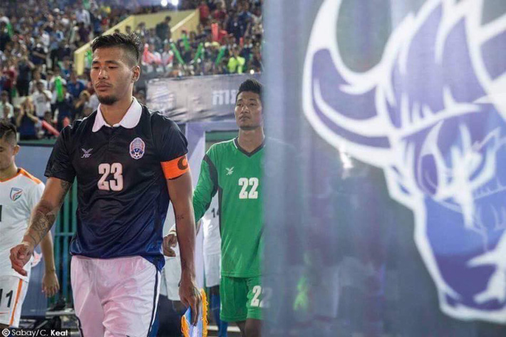 Tuyển thủ Campuchia đánh giá cao Việt Nam, tự tin đi tiếp tại AFF Cup 2018 - Ảnh 1.
