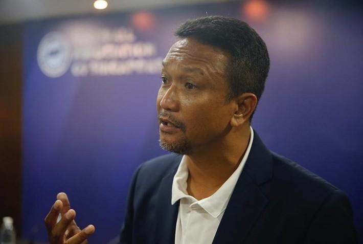 Huyền thoại Singapore đau đớn dẫn quân đá AFF Cup 2018 - Ảnh 1.