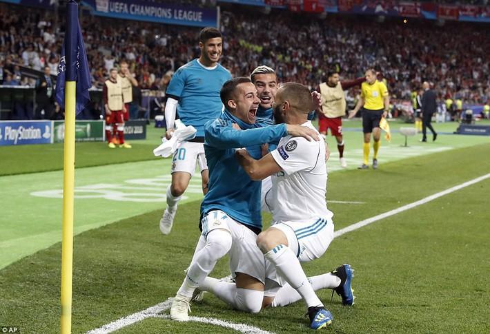 Vũ khí bí mật của Real khiến cả châu Âu sững sờ, đưa Zidane lập hattrick không tưởng - Ảnh 17.