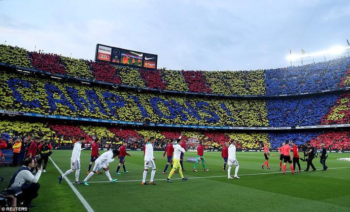 Nếu Real Madrid vỗ tay, Camp Nou đã không thành võ đài - Ảnh 4.
