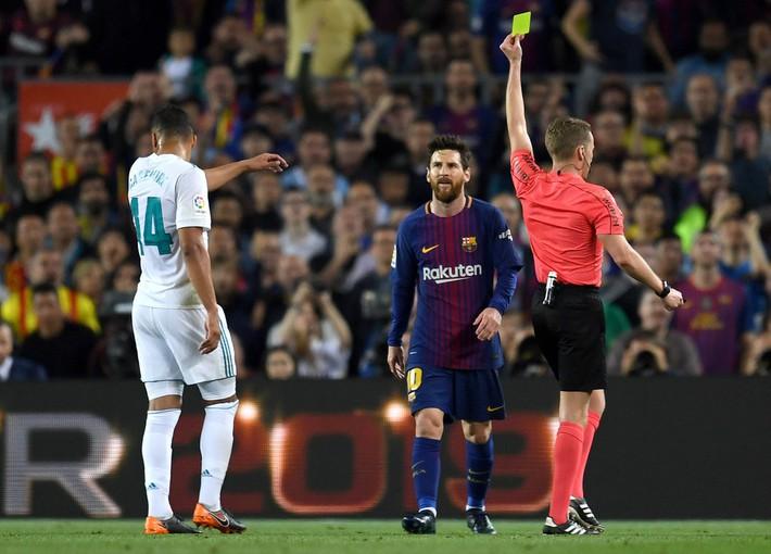Nếu Real Madrid vỗ tay, Camp Nou đã không thành võ đài - Ảnh 3.