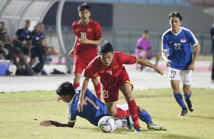 Sau thất bại ngỡ ngàng của U19 Việt Nam là mối lo quá lớn cho HLV Hoàng Anh Tuấn - Ảnh 3.