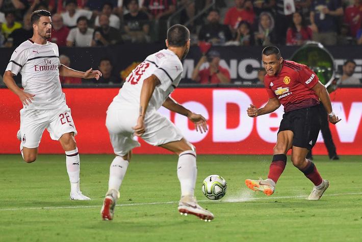 Alexis Sanchez: Thanh bảo kiếm trong tay Mourinho trước mùa giông bão - Ảnh 3.