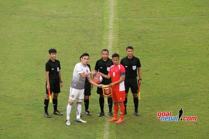 Đối thủ của U23 Việt Nam được tăng viện trước thềm trận đấu với U23 Thái Lan - Ảnh 1.