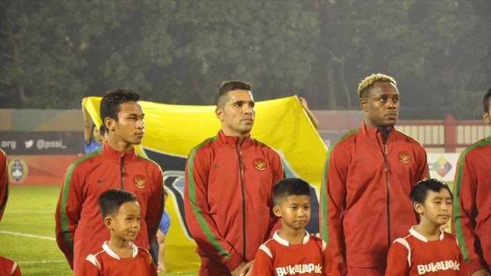 ASIAD 18: U23 Indonesia gây sốc khi kỳ vọng vào lão tướng gần 40 tuổi - Ảnh 1.