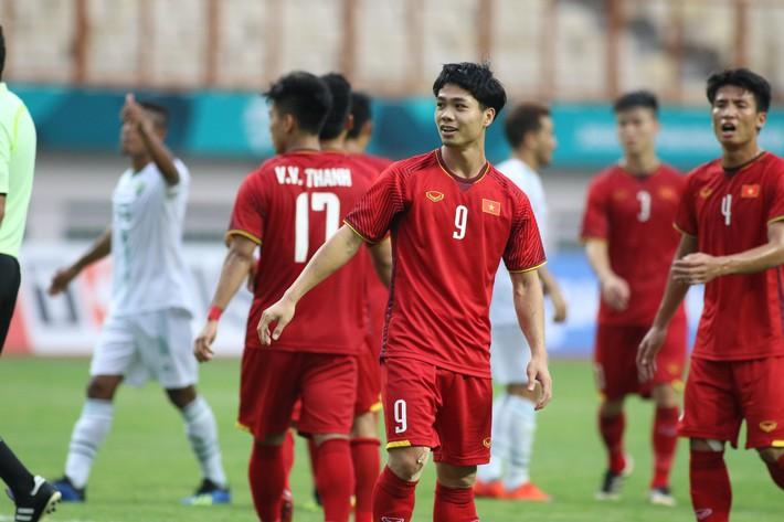 Vì sao HLV Park Hang-seo kém vui sau trận thắng 3 sao của U23 Việt Nam? - Ảnh 1.