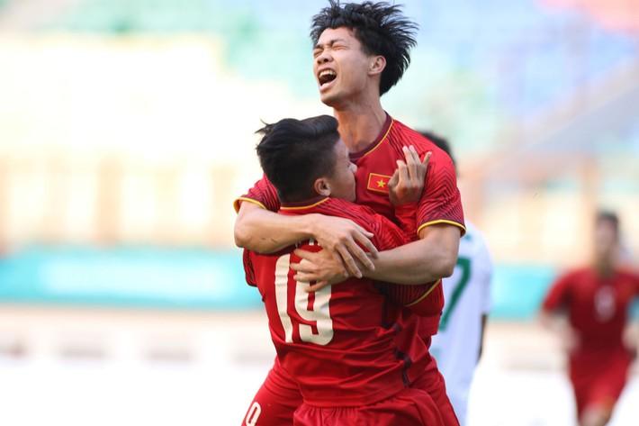 Quang Hải rực sáng, U23 Việt Nam thắng dễ trong ngày Công Phượng 2 lần trượt penalty - Ảnh 2.