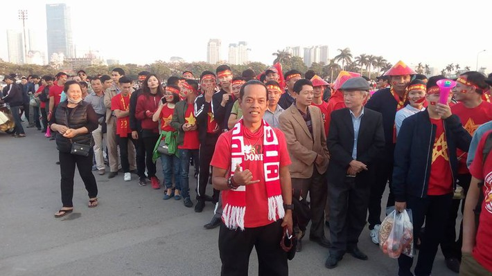 Ronaldinho Indonesia ủng hộ Văn Quyết và U23 Việt Nam trong trận đấu quan trọng - Ảnh 5.