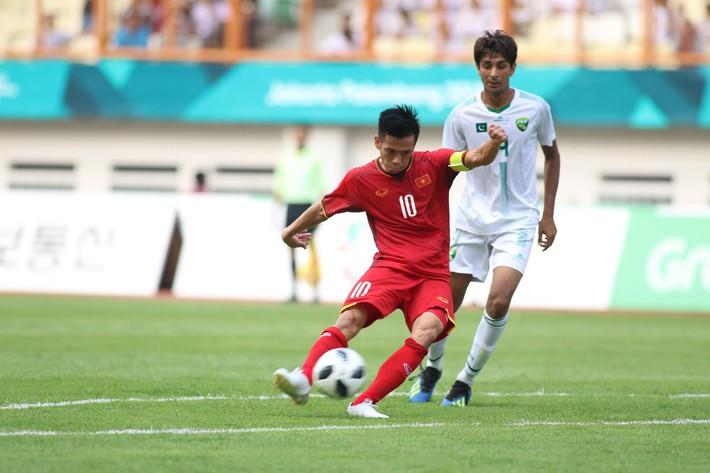 Ronaldinho Indonesia ủng hộ Văn Quyết và U23 Việt Nam trong trận đấu quan trọng - Ảnh 2.