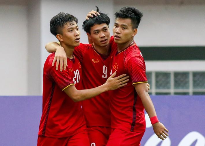 Ronaldinho Indonesia ủng hộ Văn Quyết và U23 Việt Nam trong trận đấu quan trọng - Ảnh 3.