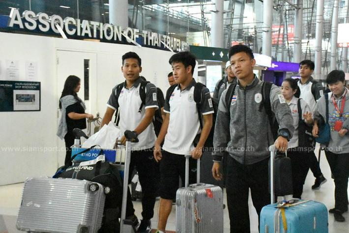 Trong ngày U23 Việt Nam mở hội, U23 Thái Lan làm điều khiến CĐV thêm phần ngao ngán - Ảnh 1.