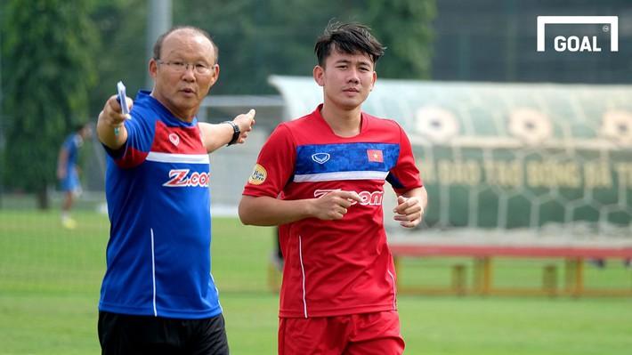 Bộ đôi thầm lặng của U23 Việt Nam và niềm vui cho HLV Park Hang-seo - Ảnh 3.