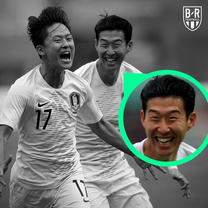 Báo Mỹ soi kỹ vẻ mặt hớn hở của Son Heung-min trong trận đấu với U23 Việt Nam - Ảnh 1.