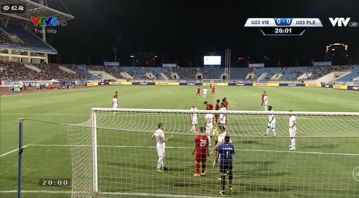 Kết thúc: Tấn công mãn nhãn, U23 Việt Nam thắng thuyết phục U23 Palestine - Ảnh 13.