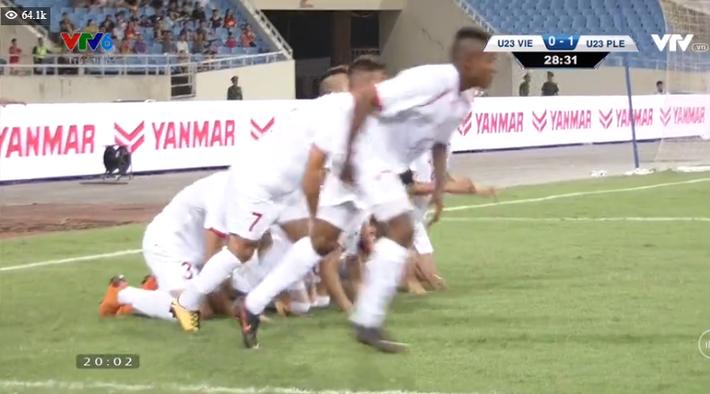 Kết thúc: Tấn công mãn nhãn, U23 Việt Nam thắng thuyết phục U23 Palestine - Ảnh 12.