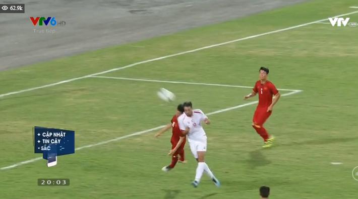 Kết thúc: Tấn công mãn nhãn, U23 Việt Nam thắng thuyết phục U23 Palestine - Ảnh 10.
