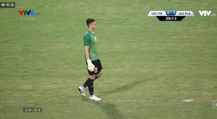 Kết thúc: Tấn công mãn nhãn, U23 Việt Nam thắng thuyết phục U23 Palestine - Ảnh 11.