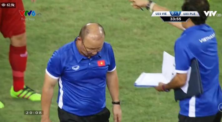 Kết thúc: Tấn công mãn nhãn, U23 Việt Nam thắng thuyết phục U23 Palestine - Ảnh 9.