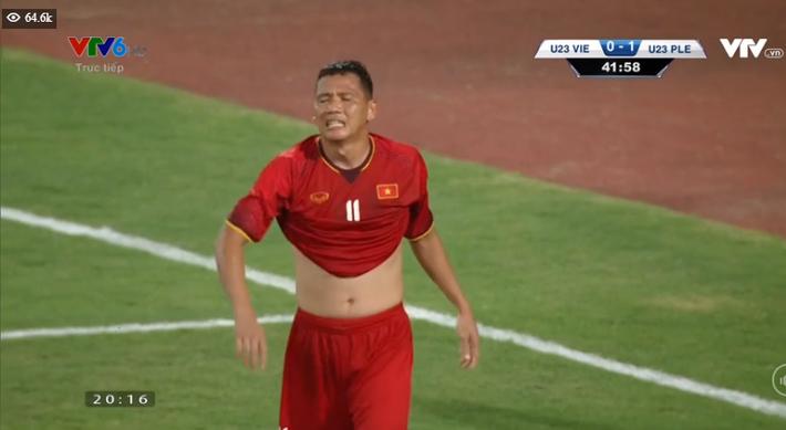 Kết thúc: Tấn công mãn nhãn, U23 Việt Nam thắng thuyết phục U23 Palestine - Ảnh 7.