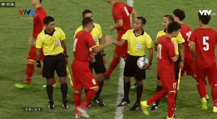 Kết thúc: Tấn công mãn nhãn, U23 Việt Nam thắng thuyết phục U23 Palestine - Ảnh 19.