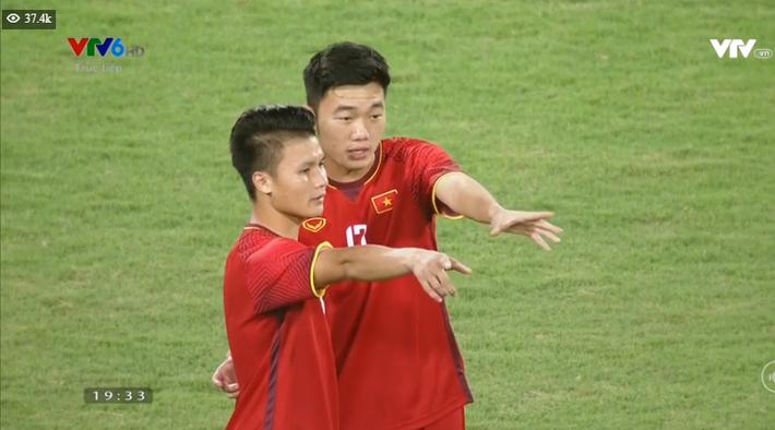 Kết thúc: Tấn công mãn nhãn, U23 Việt Nam thắng thuyết phục U23 Palestine - Ảnh 18.