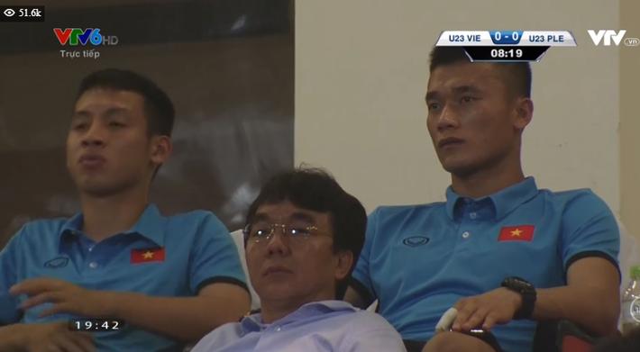 Kết thúc: Tấn công mãn nhãn, U23 Việt Nam thắng thuyết phục U23 Palestine - Ảnh 16.