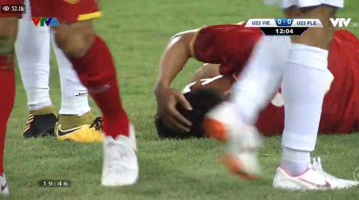 Kết thúc: Tấn công mãn nhãn, U23 Việt Nam thắng thuyết phục U23 Palestine - Ảnh 14.