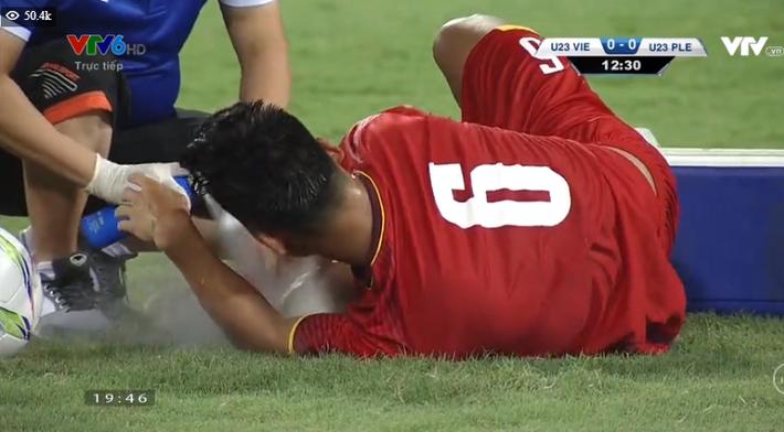 Kết thúc: Tấn công mãn nhãn, U23 Việt Nam thắng thuyết phục U23 Palestine - Ảnh 15.