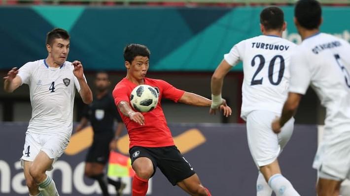 Olympic Nhật Bản không 'có cửa' tranh vô địch với Hàn Quốc?! - Ảnh 1.