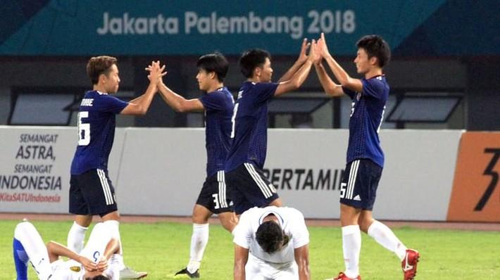 Olympic Nhật Bản không 'có cửa' tranh vô địch với Hàn Quốc?! - Ảnh 4.