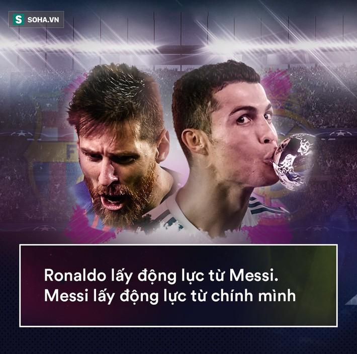 Mối tình ngoại truyện Ronaldo & Messi: Cuộc chia ly ấy làm đen tối cả đất trời - Ảnh 5.