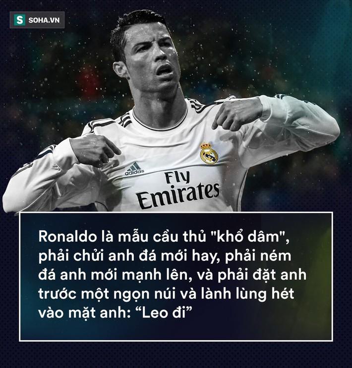 Mối tình ngoại truyện Ronaldo & Messi: Cuộc chia ly ấy làm đen tối cả đất trời - Ảnh 7.
