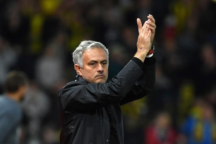 Lukaku tiết lộ Mourinho là nguyên nhân khiến Man United tụt hứng, suýt mất điểm ở hiệp 2 - Ảnh 1.