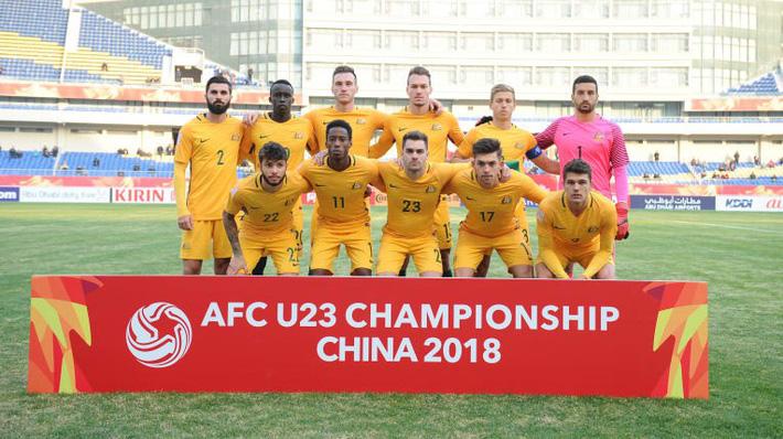 """""""Nỗi ác mộng"""" từ Australia dọa trút mưa bàn thắng vào lưới U23 Việt Nam - Ảnh 1."""