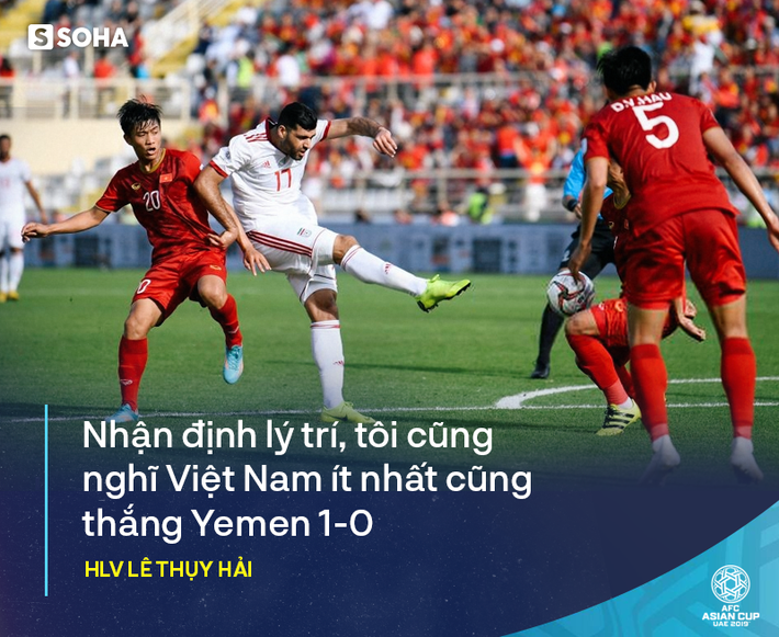 HLV Lê Thụy Hải: Việt Nam không cần ân hận vì chênh lệch đẳng cấp, ít cũng thắng Yemen 1-0 - Ảnh 3.