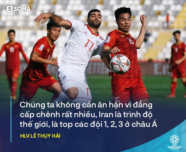 HLV Lê Thụy Hải: Việt Nam không cần ân hận vì chênh lệch đẳng cấp, ít cũng thắng Yemen 1-0 - Ảnh 1.