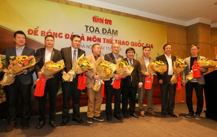 Nguyên Phó Chủ tịch VFF Ngô Tử Hà: Thực hiện hết kế hoạch xưa nay, có khi bóng đá Việt Nam đi World Cup rồi - Ảnh 1.