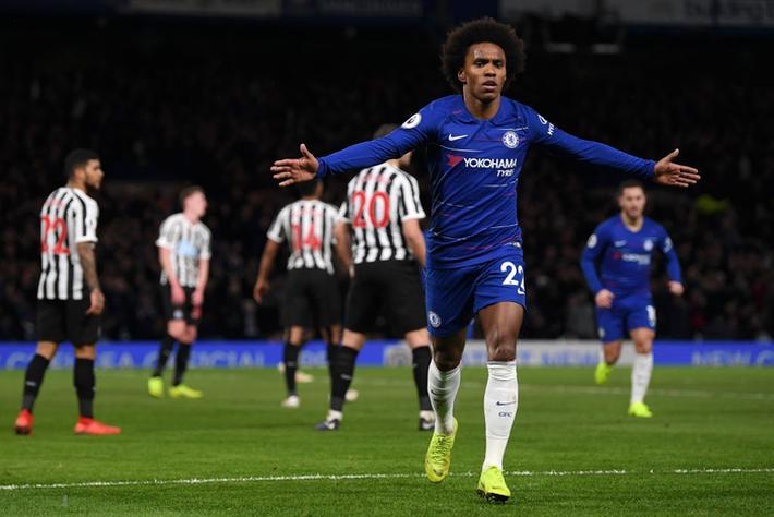 Tù trưởng Willian lập siêu phẩm, Chelsea chật vật hạ Newcastle 2-1 - Ảnh 7.