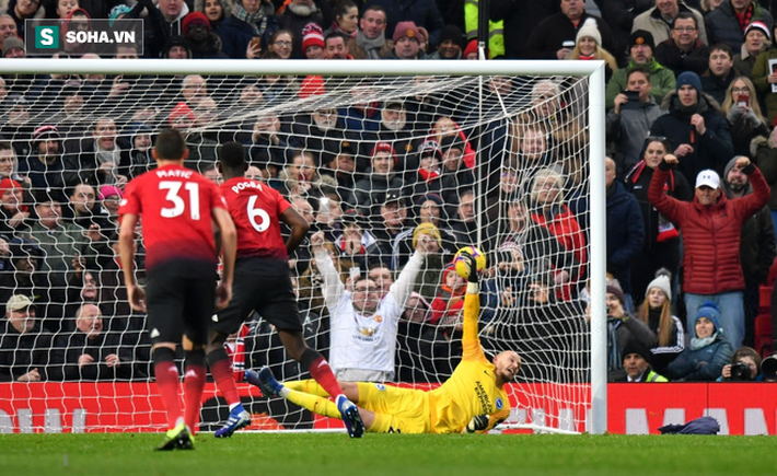 Pogba mở màn, sao trẻ rực sáng, Man United thắng dễ như lấy đồ trong túi - Ảnh 2.