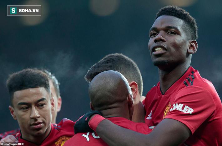 Kì tích của Solskjaer ở Man United: Đơn giản là vì Quỷ đỏ luôn trở lại - Ảnh 3.
