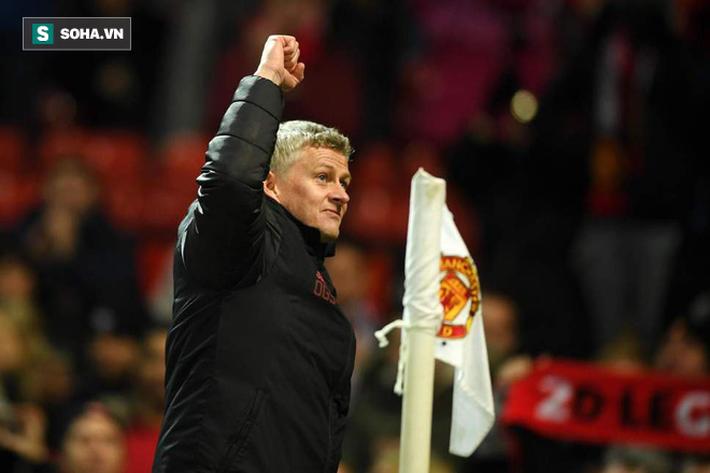 Kì tích của Solskjaer ở Man United: Đơn giản là vì Quỷ đỏ luôn trở lại - Ảnh 2.