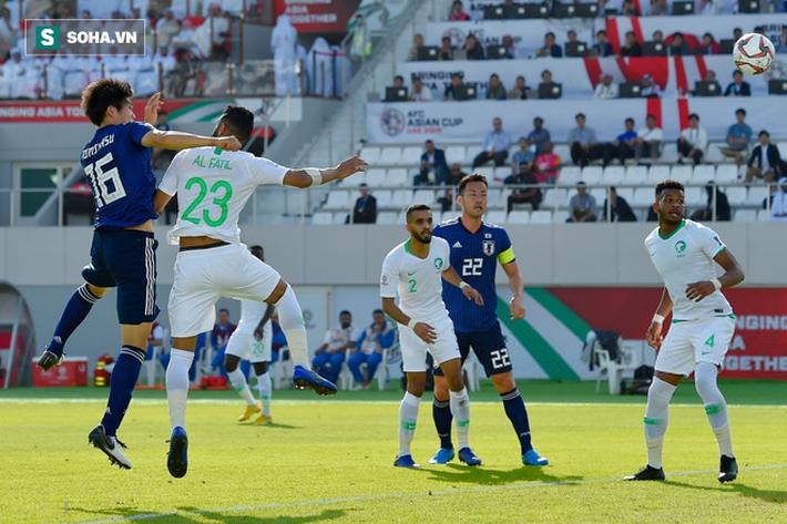 Nhật Bản giành chiến thắng đậm chất thực dụng, thầy trò HLV Park Hang-seo có tin mừng - Ảnh 3.