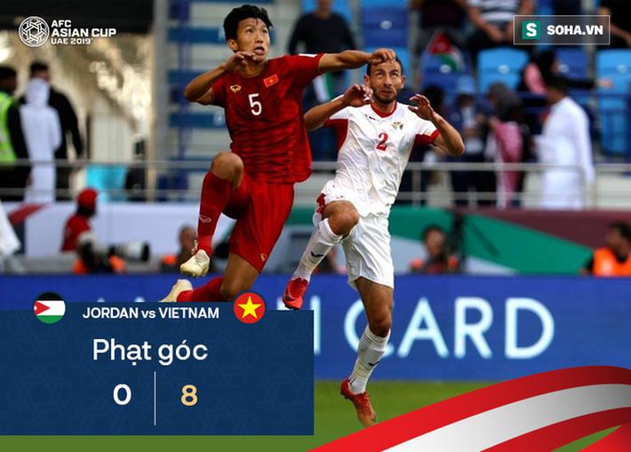 Nhìn giọt nước mắt bất lực Jordan, mới thấy chiến thắng của Việt Nam kỳ vĩ đến mức nào - Ảnh 3.